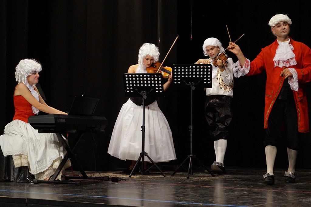 Conciertos Diácticos - Iniciación Musical Crescendo